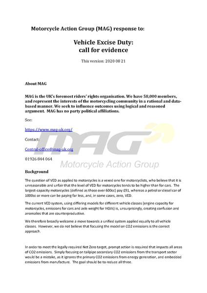 File:2020 08 20 VED Call for evidence response - final.pdf