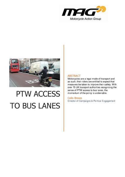 File:2018 10 25 PTW Access to Bus Lanes.pdf